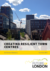 Creating Resilient Town Centres report