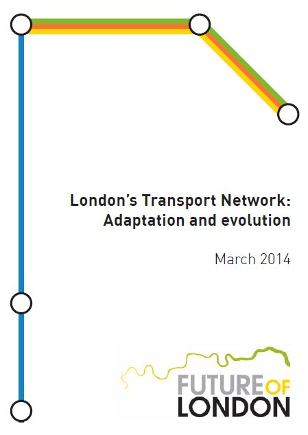 London Transport Network cover