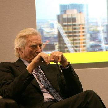 Lord Heseltine at FoL Conference 2010