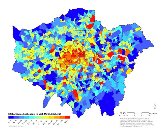 London leads the way in sustainable energy