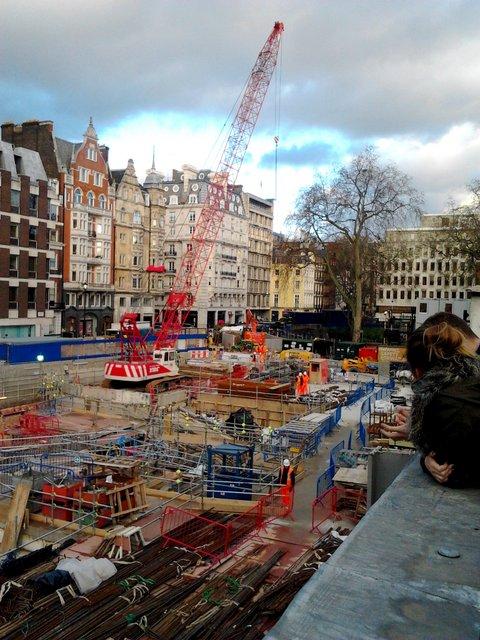 Crossrail Bond Street