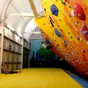 Westway climbing wall