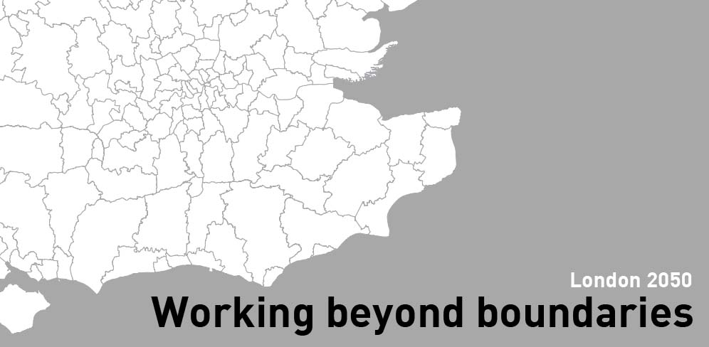 Working beyond boundaries