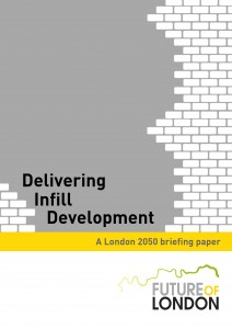 Delivering Infill Development - cover