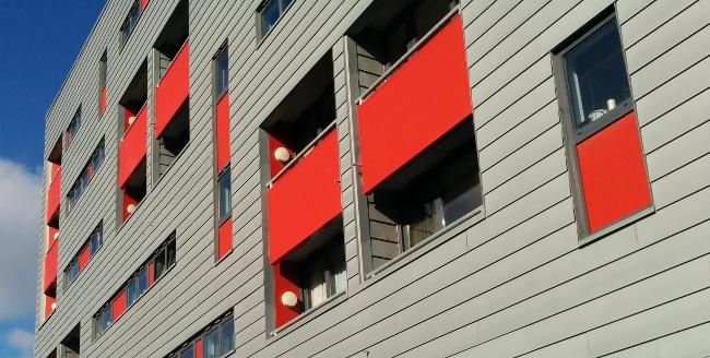 Islington housing