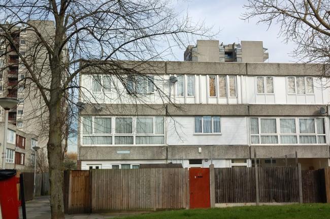 Thamesmead housing