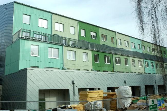 Thamesmead estate renewal