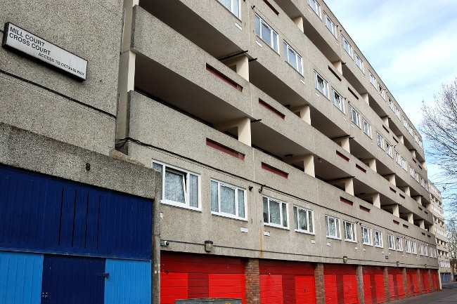 Thamesmead estate renewal