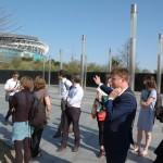 Stadium anchors development as Wembley diversifies