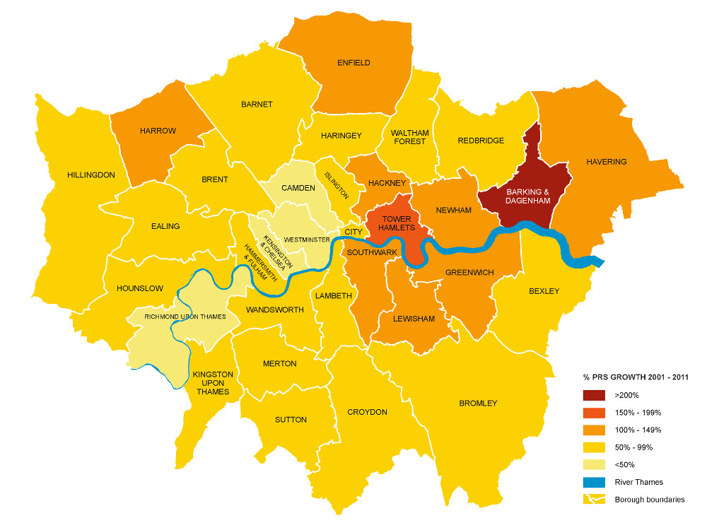 the growth of london in the The city of london is the host of various highly anticipated regeneration  programmes which is due to cause an impressive growth to the economy as a  result of.