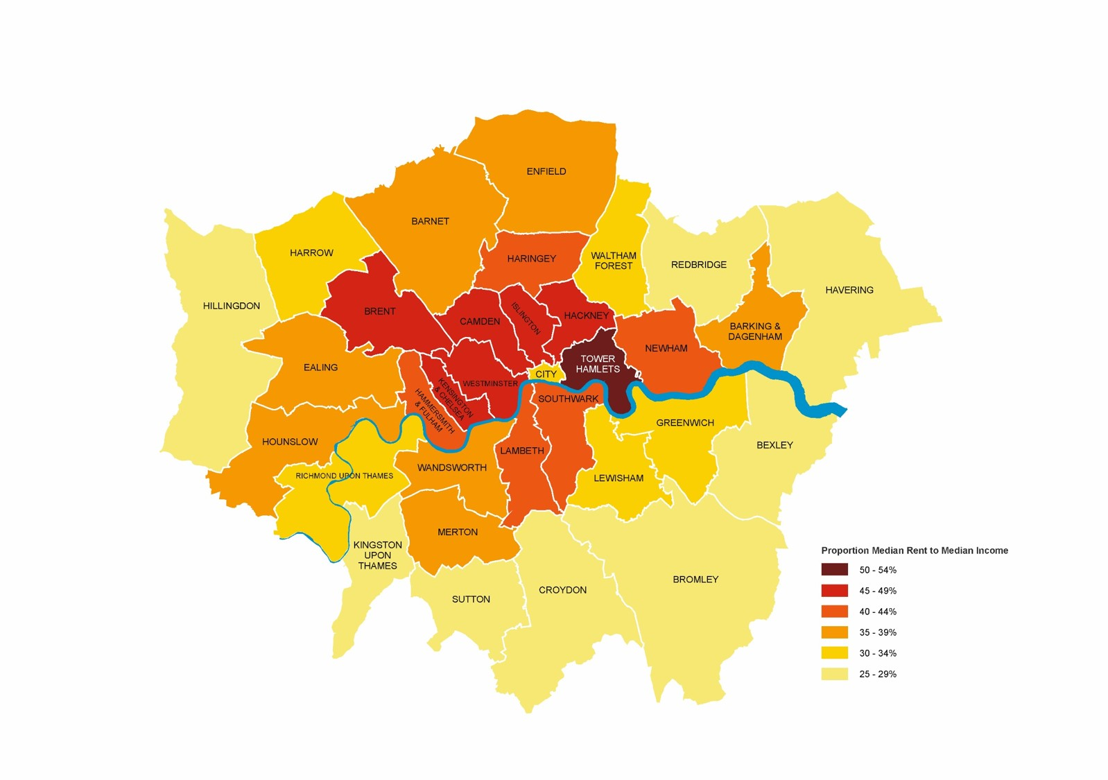 London 39 S Prs The Affordability Issue Future Of London