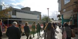 Chrisp Street market field trip