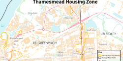 Thamesmead Housing Zone