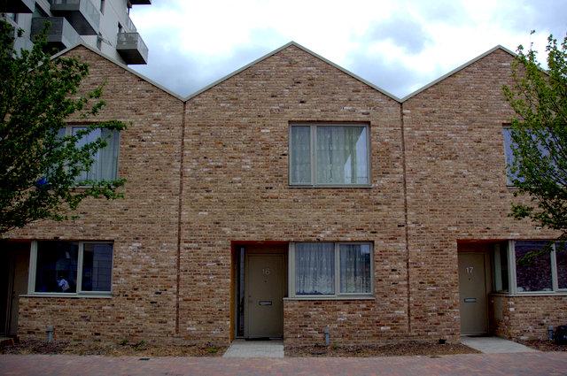 William Street Quarter housing, Barking & Dagenham
