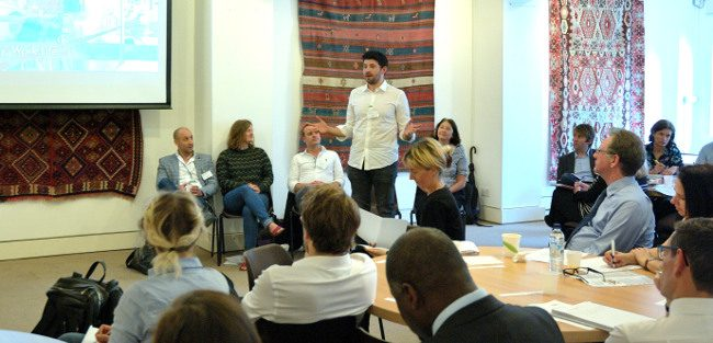 London workspace workshop