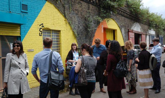 Brixton workspace - Platform Project