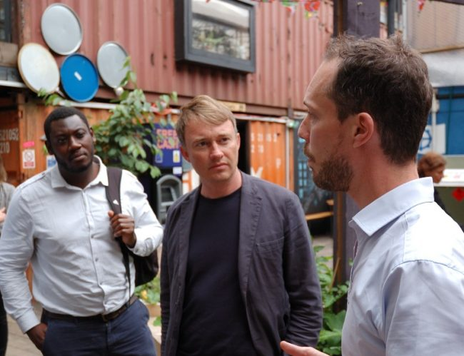 Brixton Workspace - Impacthub
