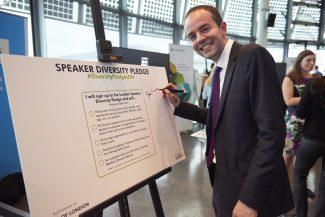 London Deputy Mayor for Housing James Murray