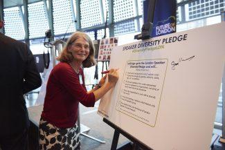 Sue Foster, Strategic Director for Delivery, LB Lambeth