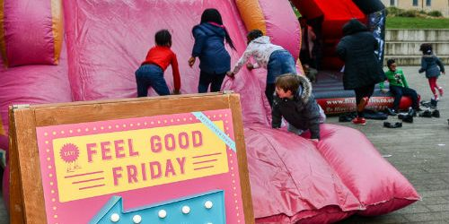 Feel Good Friday at Barking Riverside