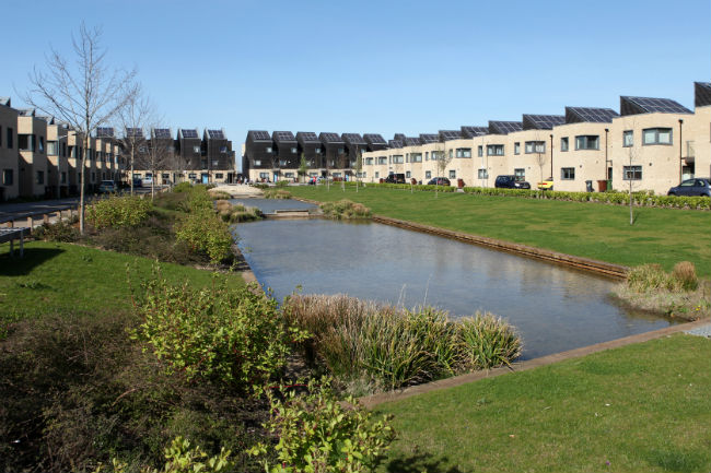 Housing at Barking Riverside, which won Housing Design Awards in 2010 and 2013