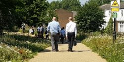 thamesmead placemaking field trip