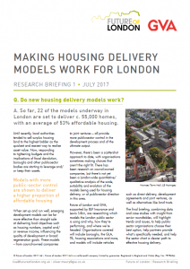 delivery models briefing cover