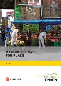 making the case for place report cover