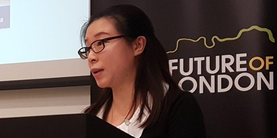 Stella Lam, TfL