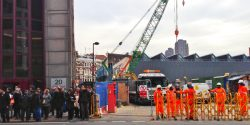 farringdon crossrail construction