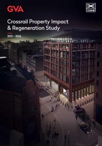 crossrail impact report cover