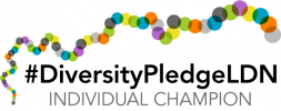 diversity pledge ebadge