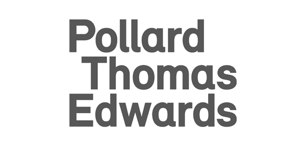 Pollard Thomas Edwards logo