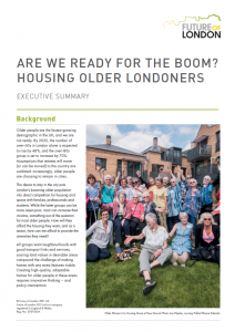 housing older londoners exec summary cover
