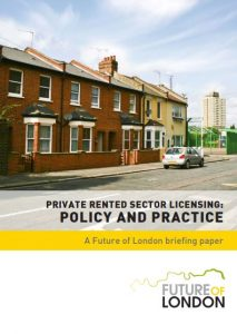PRS licensing cover