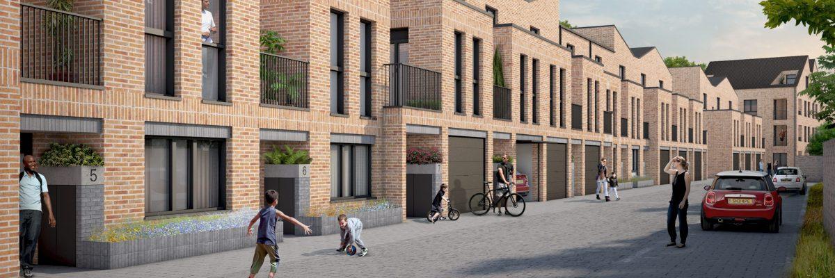 Brick by Brick housing