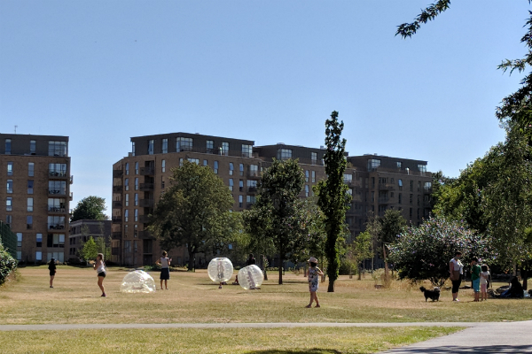 Catford Green at Ladywell Fields