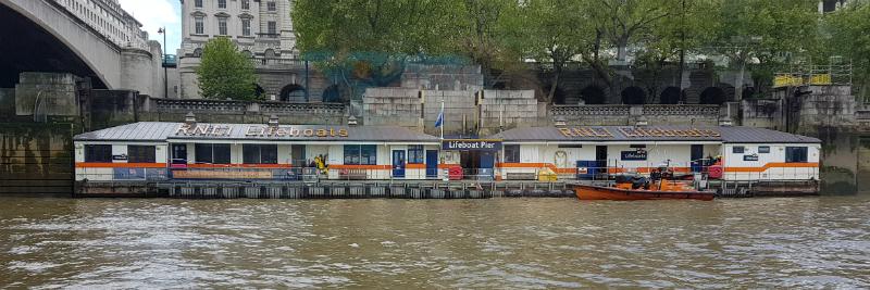 RNLI lifeboat station