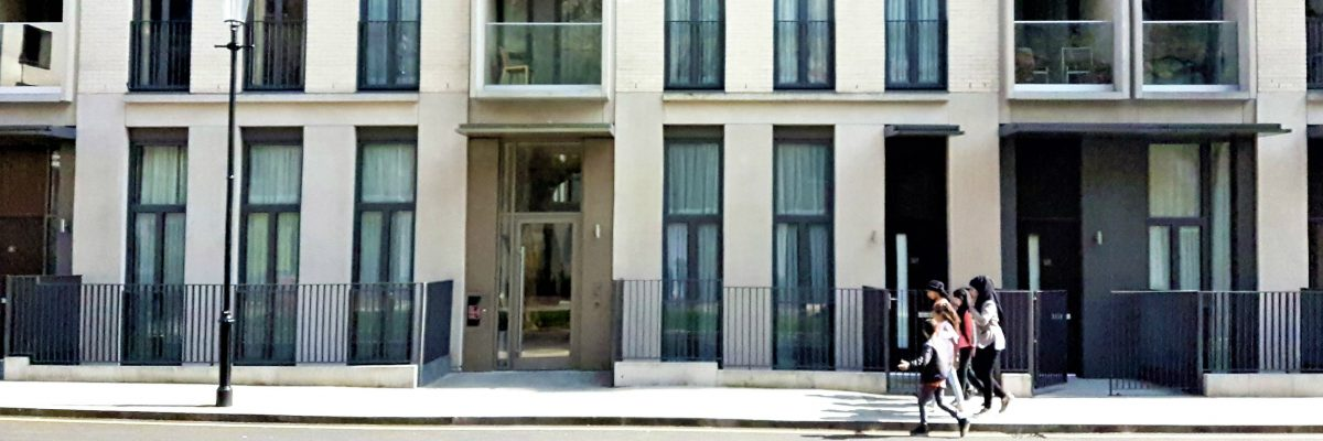 community building in private rented sector heading