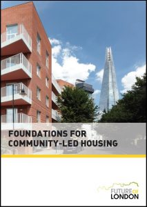 foundations for community-led housing report