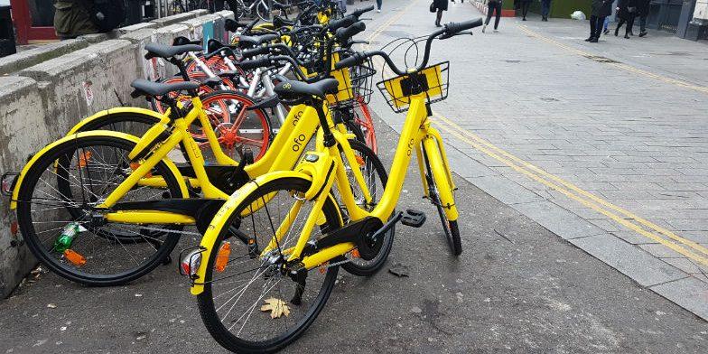 hire bikes