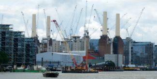 battersea power station development, alternative sources roundtable