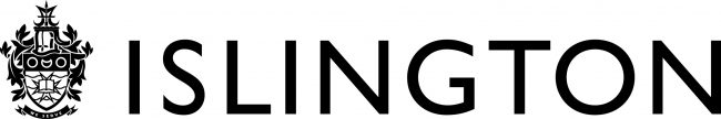 LB Islington logo, London borough skills mapping