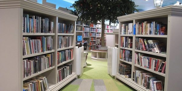 Library, resources