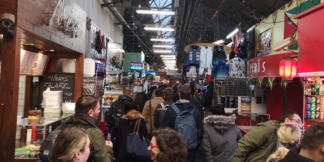 Tooting Market, high streets and markets