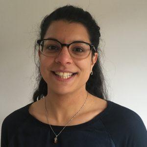 Safaa Usmani headshot