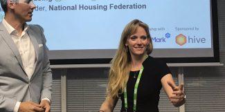 Ria Bailes, One Housing City Bites podcast