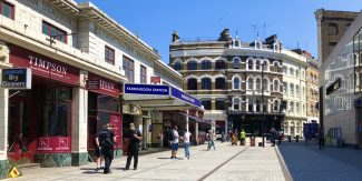 Communities of practice: high streets