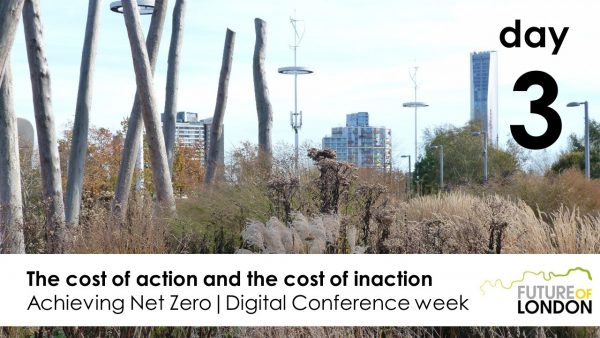 Achieving Net Zero Conference catch-up day 3