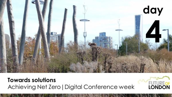 Achieving Net Zero Conference catch-up day 4